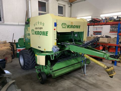 Krone RoundPack 1250 MultiCut 5 Sterne Edition
