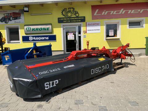 SIP Silvercut Disc 340S Scheibenmähwerk
