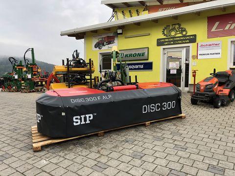 SIP Disc F 300Alp mit hydr. Seitenverschub