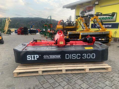 SIP Silvercut Disc 300F FC mit Zinkenaufbereiter