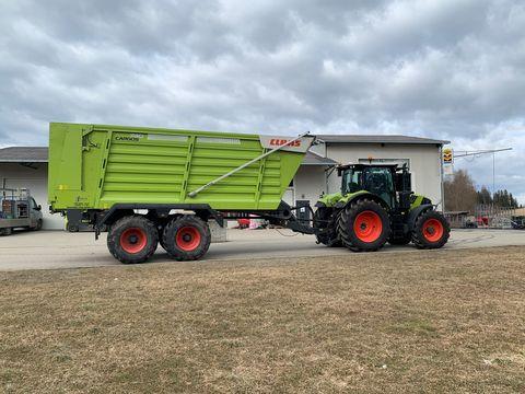 Sonstige CLAAS Cargos 740
