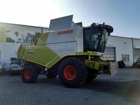 CLAAS TUCANO 560 BUSINESS - TIER 4F