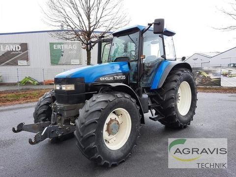 New Holland TM 135 ALLRAD
