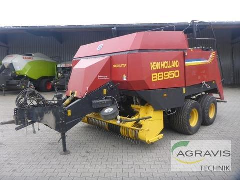 New Holland BB 950 TANDEM CROP CUTTER