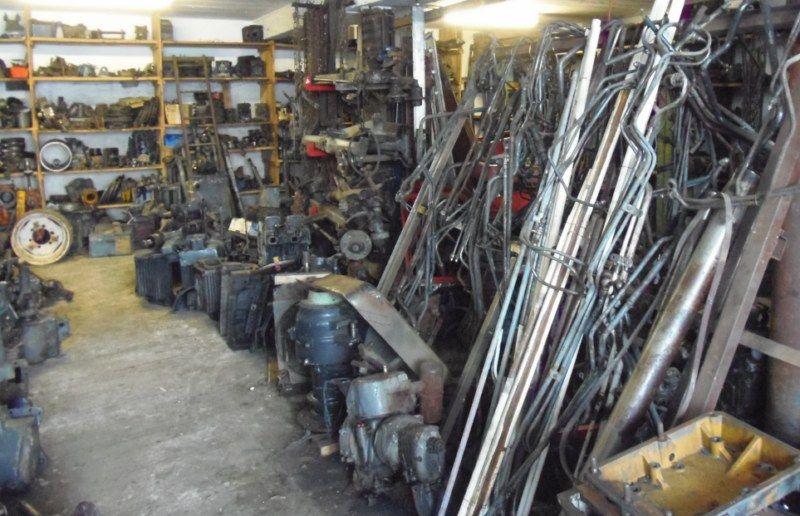 Lindner Gebr Ersatzteile Ortner Landmaschinen U Autohandel Gk