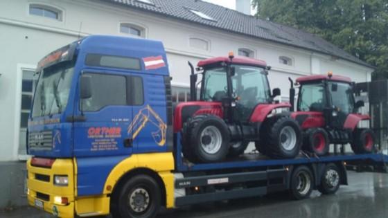 Ortner  Landmaschinen- u. Autohandel