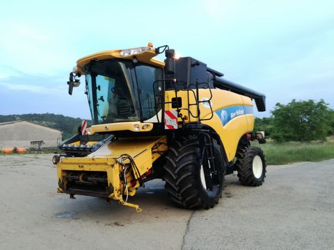 New Holland New Holland CX860