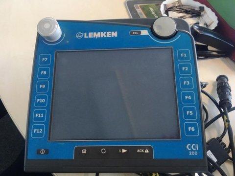 Lemken Compact Solitär 9/400 Z 10