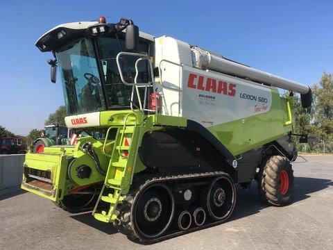 CLAAS Lexion 580 TT