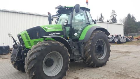 Deutz-Fahr Agrotron 7250 TTV Var. B