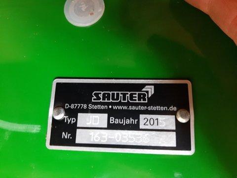 Sauter Fronthydraulik + Frontzapfwelle