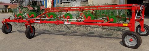 Egyéb Faza -RTV14 vontatott csilagkereke rendsodrók