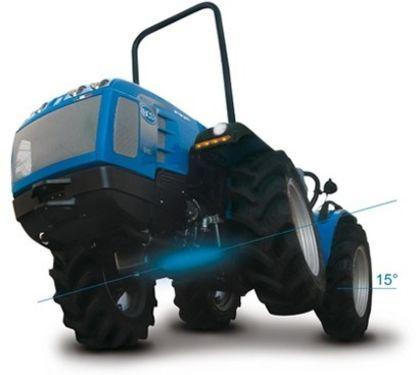BCS BCS - Valiant 600 traktorok