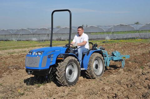 BCS BCS - Valiant V650 traktorok