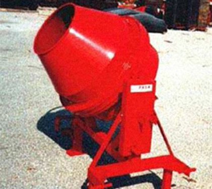 Egyéb FAZA TR 350 H betonkeverő