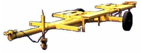 Egyéb PEDROTTI - Cséplőadapter szállító kocsi