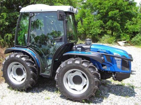 Egyéb TECHNOCAB - Fülkék BCS traktorokhoz