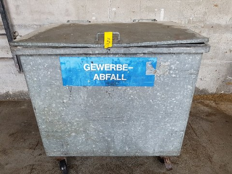sonstige Nr.3 Abfallcontainer