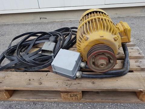 BBC 20 PS Elektromotor
