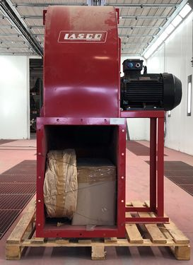 Lasco Ventilator LA 900/6 inkl. 11 kW Frequenzumformer
