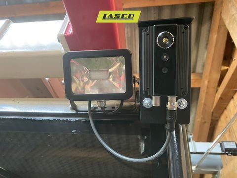 Lasco Wärmebildkamera für den Heukran