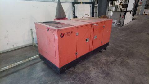 Sonstige Reichart Stromaggregat Diesel
