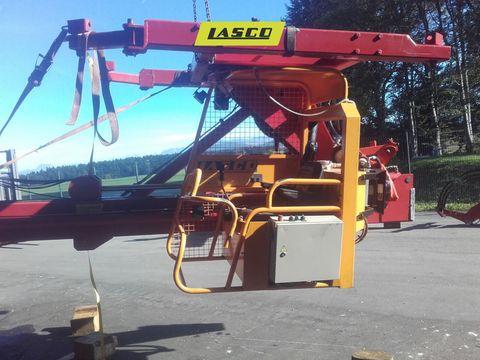 Lasco Heukran DKS LX mit Winde und Kurvenfahrwer