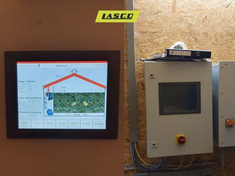 HSR Steuerung und Ventilator, 80m2
