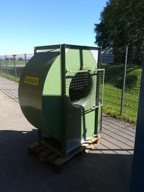 Lasco Hochleistungs-Leiselauflüfter 5,5 kW