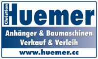 HUEMER Christian Anhänger & Baumaschinen Verkauf & Verleih