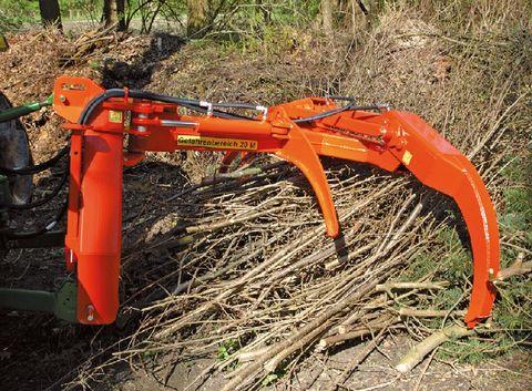 Sonstige Rückezange RZ 2300-S