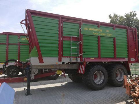 Strautmann Gigatrailer 4002