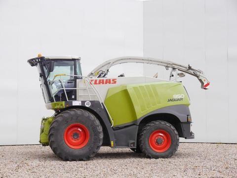 Claas JAGUAR 950 T4f