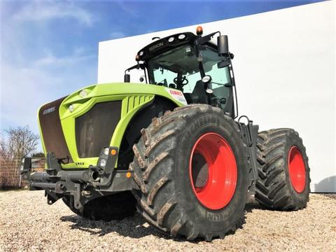 Claas XERION 4000 TRAC
