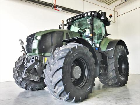 Claas AXION 940 CMATIC - SONDEREDITION