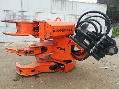 Westtech Woodcracker C250