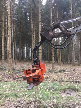 Sonstige Biojack 300 für Kran und Baggeranbau