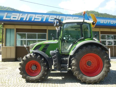 Fendt 512 Vario Power