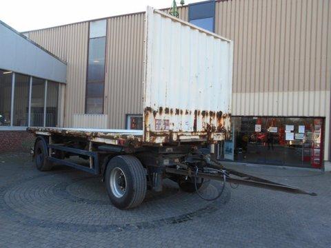 Sommer AW 200VL 18 to Flachwagen