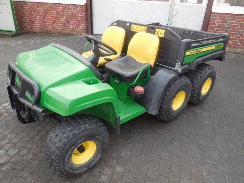 john deere gator 6x4 greving landtechnik gmbh. Black Bedroom Furniture Sets. Home Design Ideas