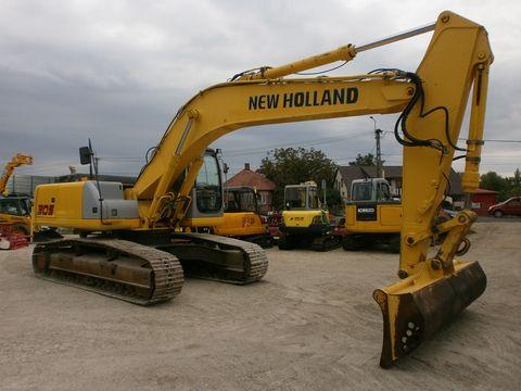 New Holland E305