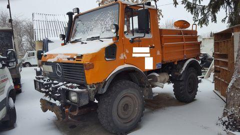 Mercedes UNIMOG 1400