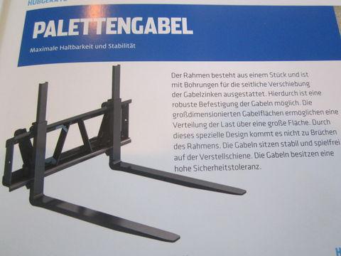 Alö Palettengabel 1600 kg