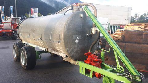 Bauer 6000 Liter Tandem