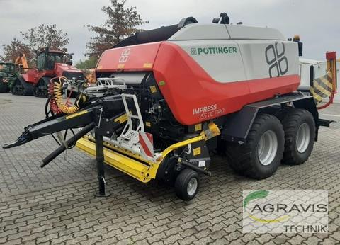 Pöttinger IMPRESS 155 VC PRO