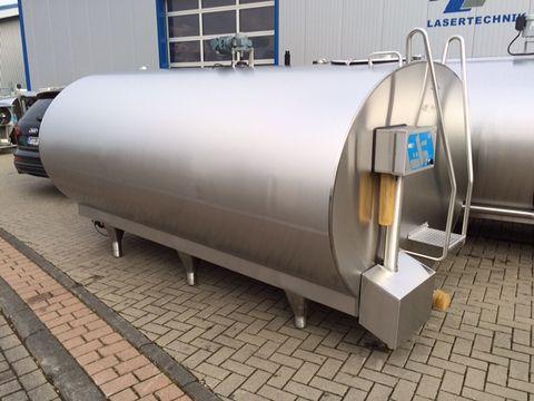 Müller  Milchtank / Milchkühltank 6000 Liter