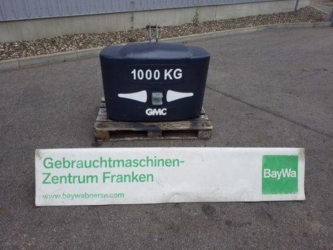 GMC Gewicht Innovation 1000 KG