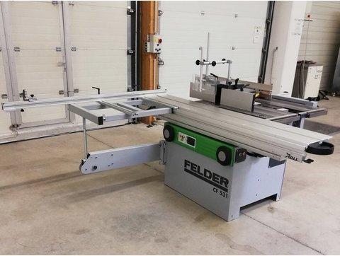 used Felder combined woodworking machines Austria - Landwirt com