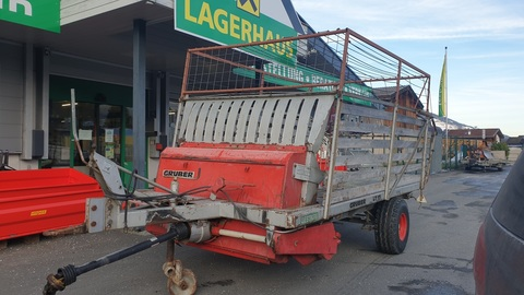 Gruber Ladewagen LT 17