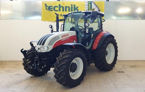Steyr Kompakt 4095 HILO HeavyDuty !Neumaschine!